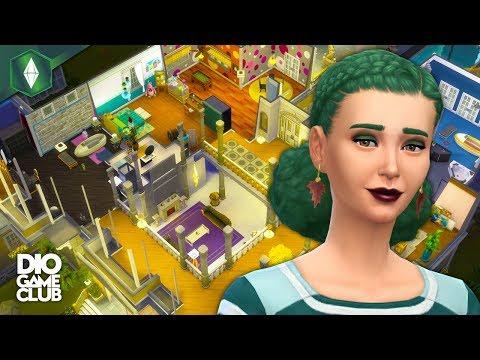 AO ESTILO CHINÊS DE ÉRIKA! ~ The Sims 4  | DioGameClub thumbnail