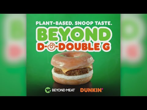 image for Fo Shizzle!!  Snoop Dogg Has Made A Sandwich For Dunkin'