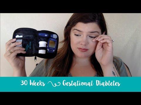 30 weeks   Gestational Diabetes & What's Changed