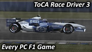ToCA Race Driver 3 (2006) - Every PC F1 Game