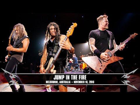 Metallica: Jump in the Fire (MetOnTour - Melbourne, Australia - 2010) Thumbnail image