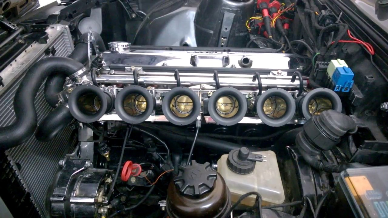 BMW M3 E30 >> bmw e30 m20 stroker itb - YouTube