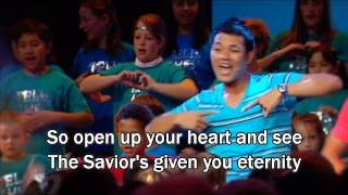 I Want the World to Know - Hillsong Kids (with Lyrics/Subtitles) (Worship Song)