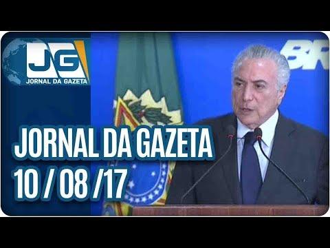 Jornal da Gazeta - 10/08/2017