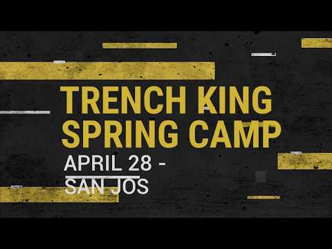 2018 TRENCH KING PASS RUSH FOOTBALL CAMP | APRIL 28&29 | Register Now
