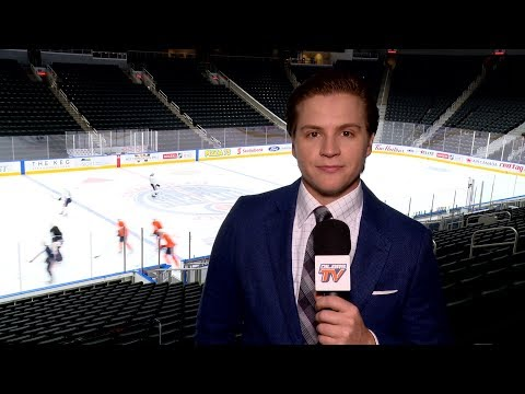 OILERS TODAY | @ Jets Pre-Game