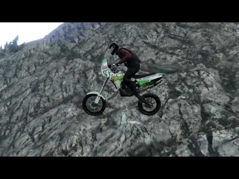 Gta v Stunt Jump