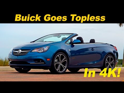 2016 / 2017 Buick Cascada Convertible Review and Road Test | DETAILED in 4K UHD!