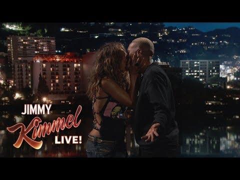 Halle Berry Gives Guest Host Lena Waithe Encouragement & Surprise Kiss
