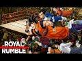 Dragon Ball SUPER - WWE Royal Rumble 2019
