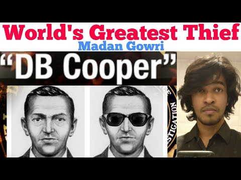 D B Cooper 🕴️ | World's Greatest Thief | Tamil | Madan Gowri | MG