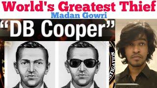 D B Cooper 🕴️ | World's Greatest Thief | Tamil | Madan Gowri | MG