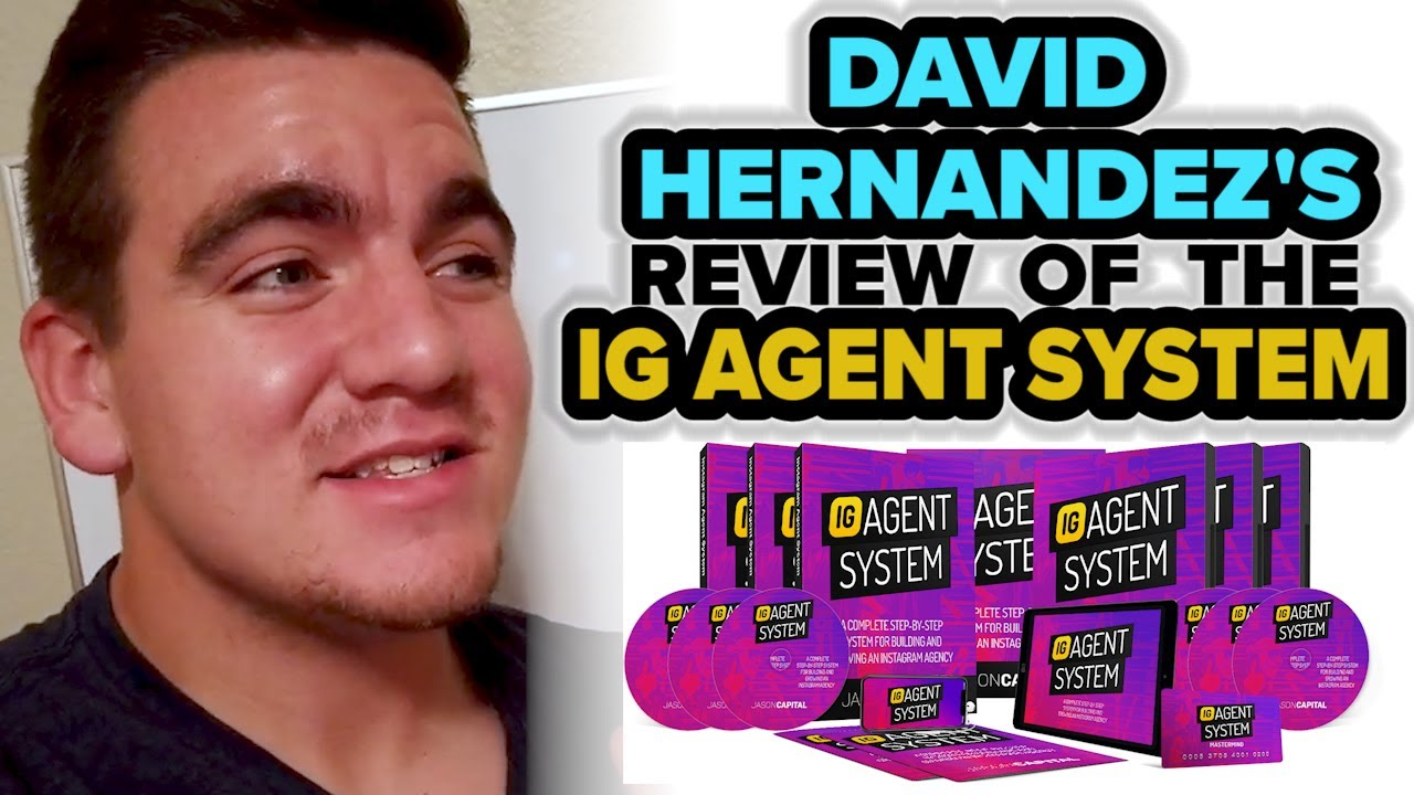 David Hernandez's Review of the IG Agent System