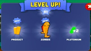 New START GAME ZOMBIE CATCHERS WITHOUT CHEATS! LEVEL 79 81 !!!