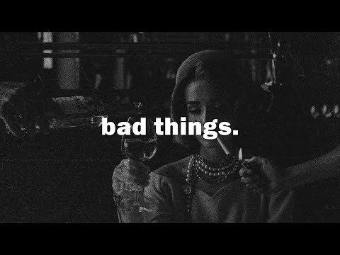 Free 6lack x Drake Type Beat ''Bad Things'' | Sad Instrumental 2020