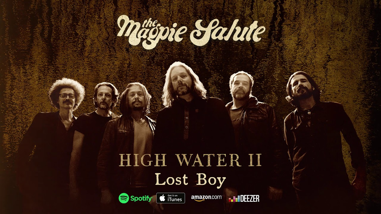 """The Magpie Salute ~ """"Lost Boy"""""""