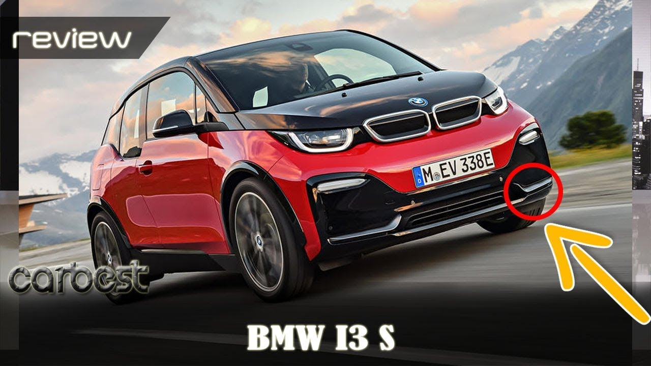 New 2018 Bmw I3s Review Amazing Bmw Electric Cars Carbest Youtube