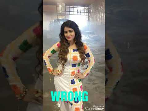 WRONG NEW PUNJABI SONG MISS POOJA