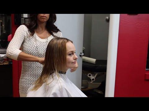 Maia AZ (pt 2): Head Shave Freakout (YT Original)
