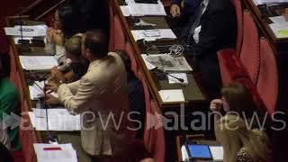 Milleproroghe, scintille in Aula: Pd contro verbale al Senato