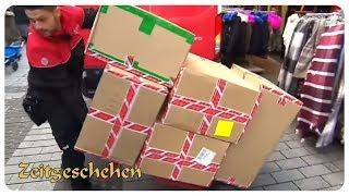 Bescherung auf Bestellung - Paketzusteller im Weihnachtsstress [DOKU][HD]