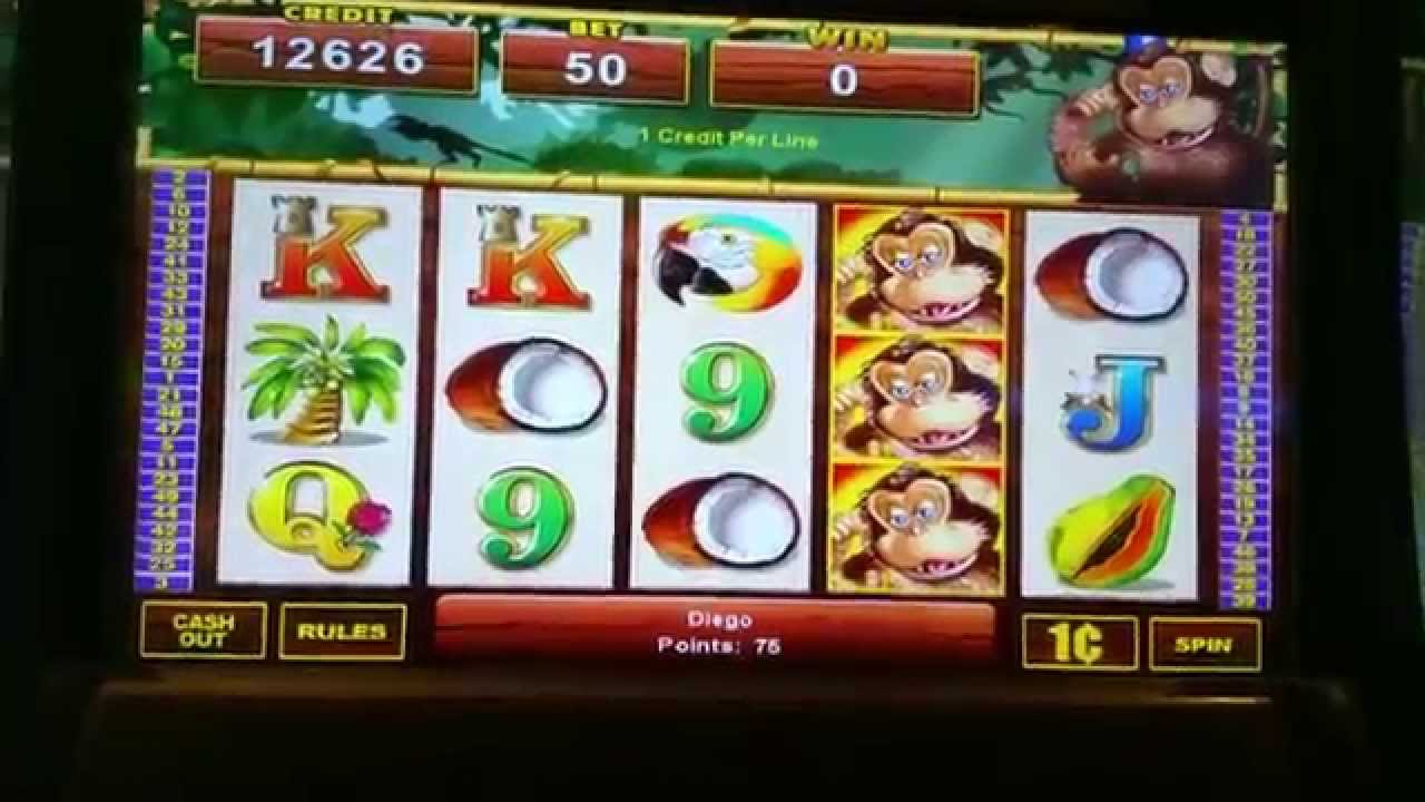 monkey slot machine