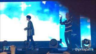 Video EXO - TENDER LOVE + LUCKY FANS! - MUSIC BANK JAKARTA - 2 SEP 2017 download MP3, 3GP, MP4, WEBM, AVI, FLV Desember 2017