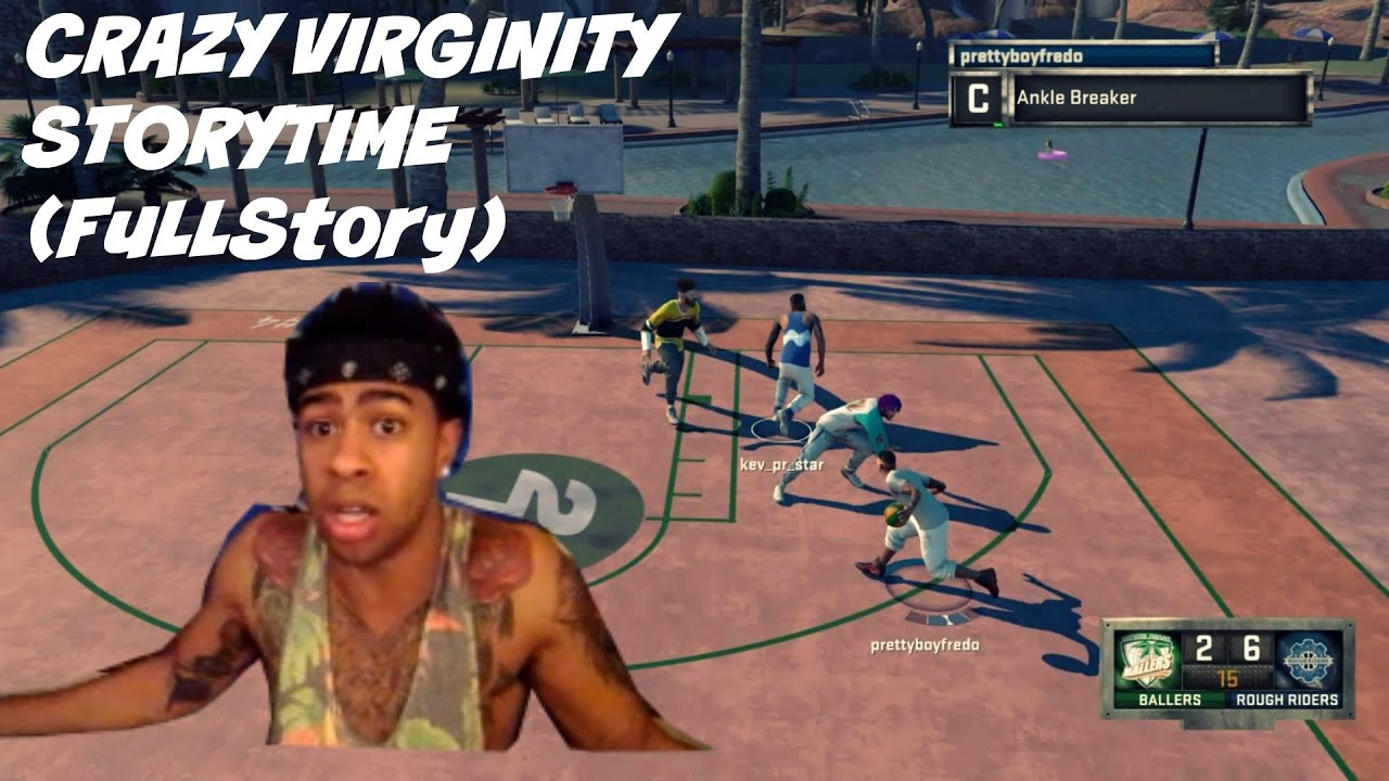 Wet virginity stories