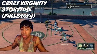 Story Time| Crazy Virginity Story!!! (Full 4 part story) - Prettyboyfredo