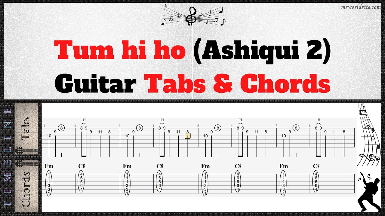 Hindi Songs Guitar Tabs Lead Best Of Bollywood Msworldsite A song that one plays easily can be played differently and in a complex manner by other person. hindi songs guitar tabs lead best