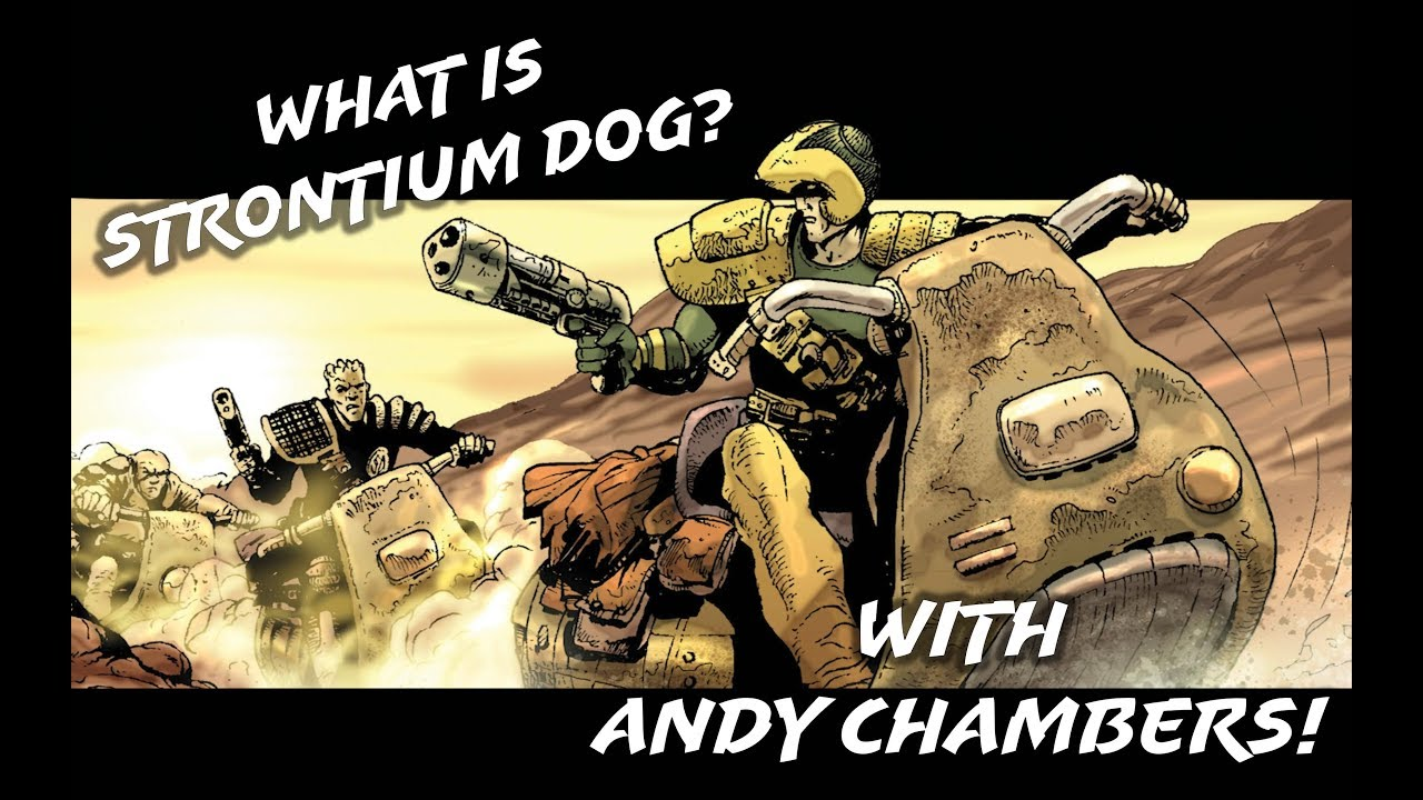 What is Strontium Dog?