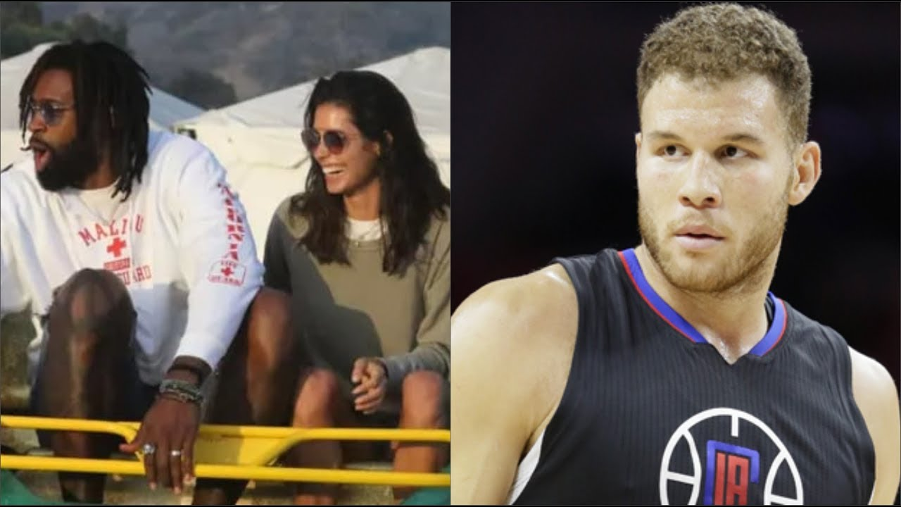 blake griffin dating who