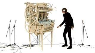 musik instrumen menggunakan 2000 kelereng musim semi