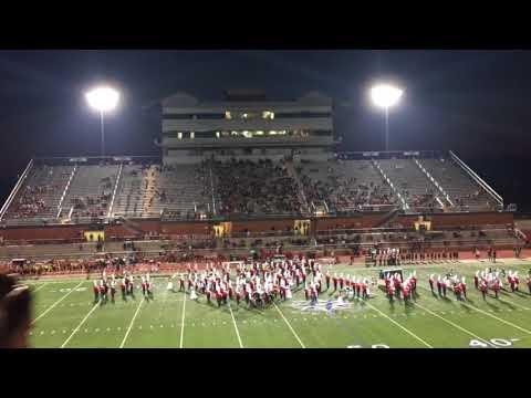 9-16-17 TRB at Heros Stadium