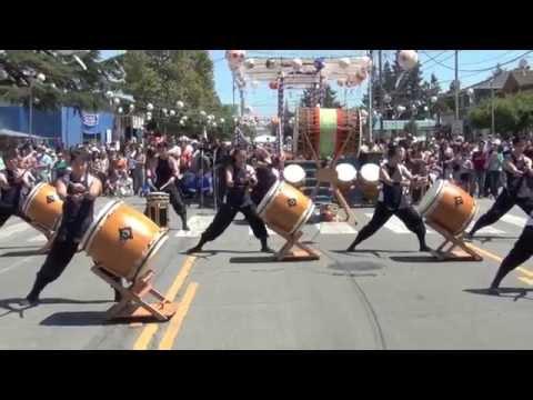 Jodaiko 2014 San Jose Obon (HD)