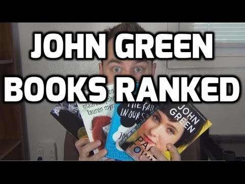 JOHN GREEN IS WRITING A NEW STORY! & His Novels Ranked