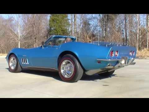 135052 / 1969 Chevrolet Corvette Stingray