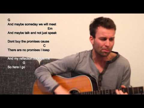 James Blunt - Same Mistake (Cover) small Guitar Lesson Tutorial (How to play)