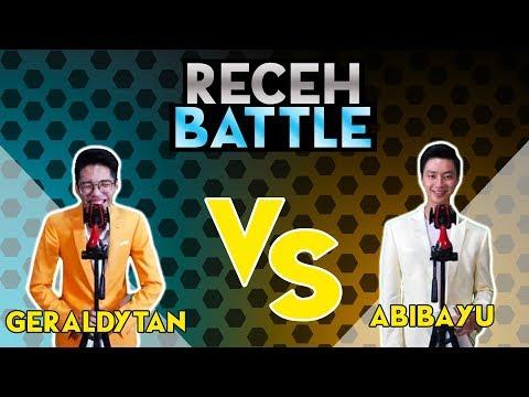RECEH BATTLE !!! JOKES GARING ABIS KAYAK CAKWE ABIS DIGORENG  (Feat. Abibayu)
