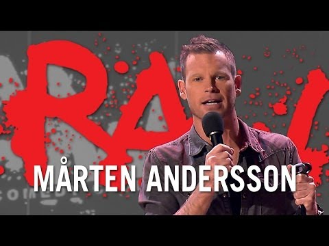 Dyrt i Norge  Mårten Andersson  RAW COMEDY