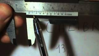 uso del calibro 1