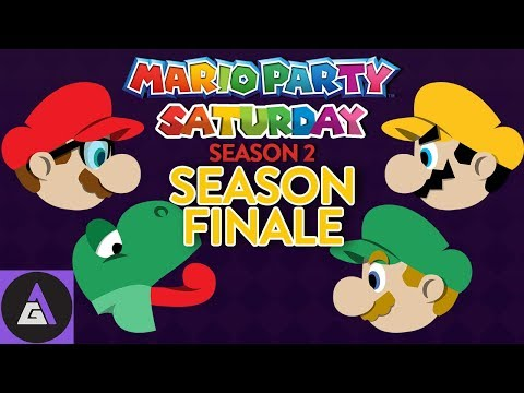 MARIO PARTY SATURDAY SEASON 2 FINALE - Who Will Be The Champion???