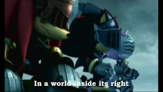 Sonic: Fight the Knight [With Lyrics]