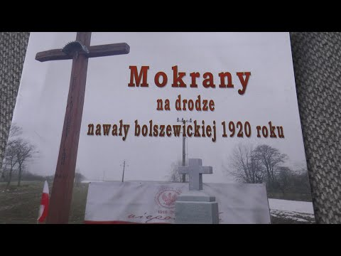 Mokrany na drodze nawały bolszewickiej 1920 roku - publikacja z okazji 100-lecia Bitwy Warszawskiej