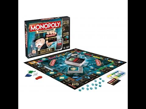Monopoly Banking Ultra Amazon