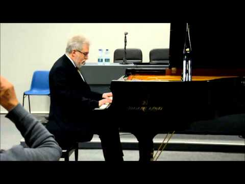 Cremona Pianoforte 2013 - Boris Petrushanky