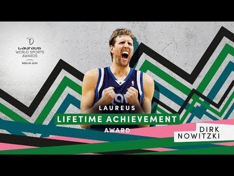 Dirk Nowitzki: Laureus Lifetime Achievement 2020