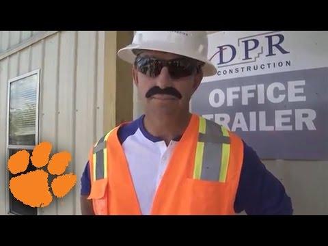 Dabo Swinney Is Undercover Boss At New Clemson Facility