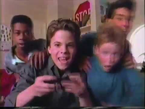 Master System Game Commercial