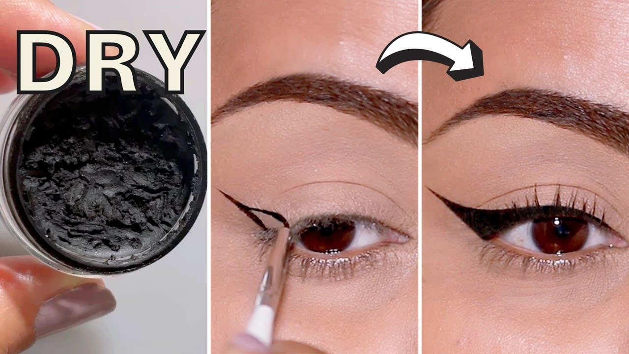 This Product Will NEVER Let your Gel Eyeliner Dry Out!